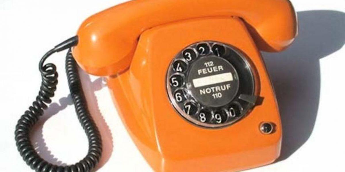 Teléfonos fijos, una especie en extinción