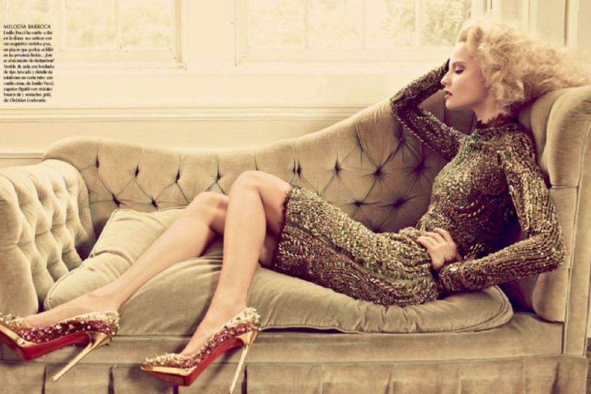 Esto es mejor que cambiar pañales. De hecho, hay muchas cosas mejores. Foto :Vogue. Imagen Por: