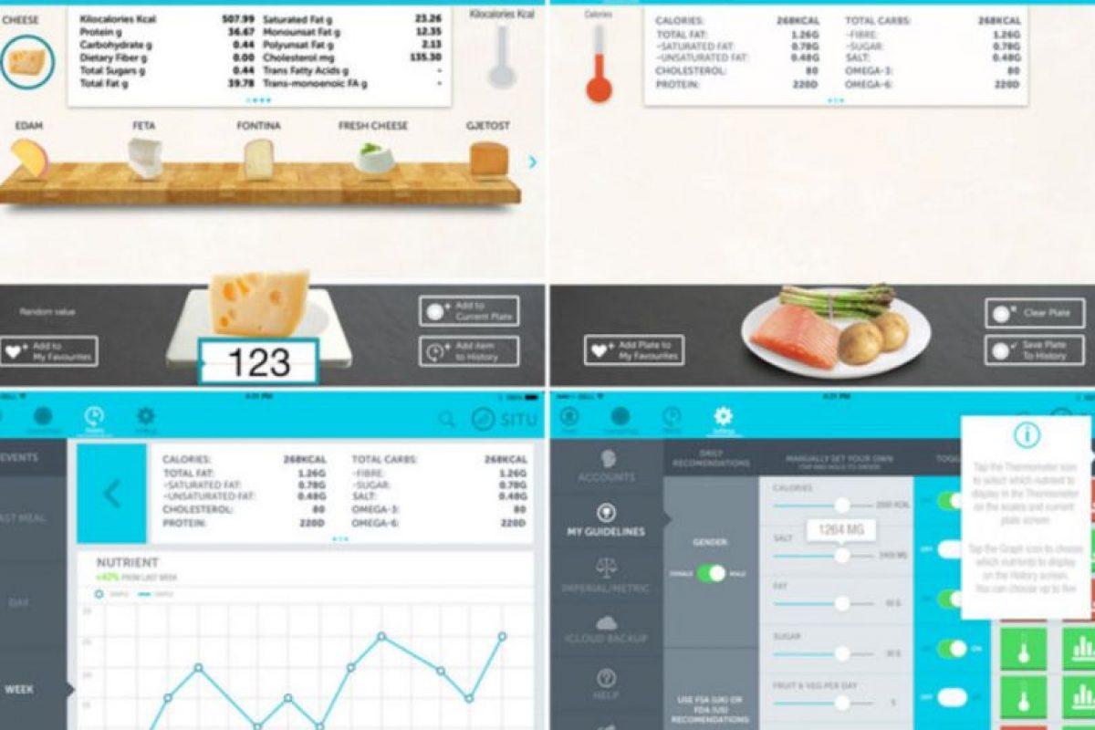 La aplicación de SITU es sencilla, con solo mirarla aprendemos a usarla. Foto:Kickstarter. Imagen Por:
