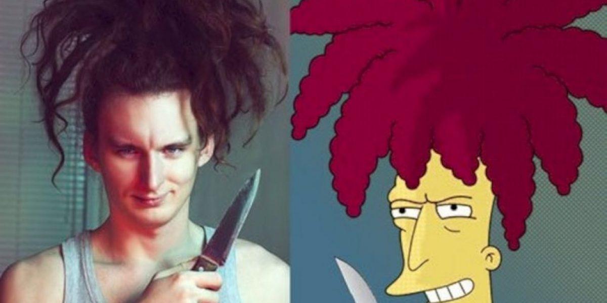 Fotos: Personas reales idénticas a personajes de