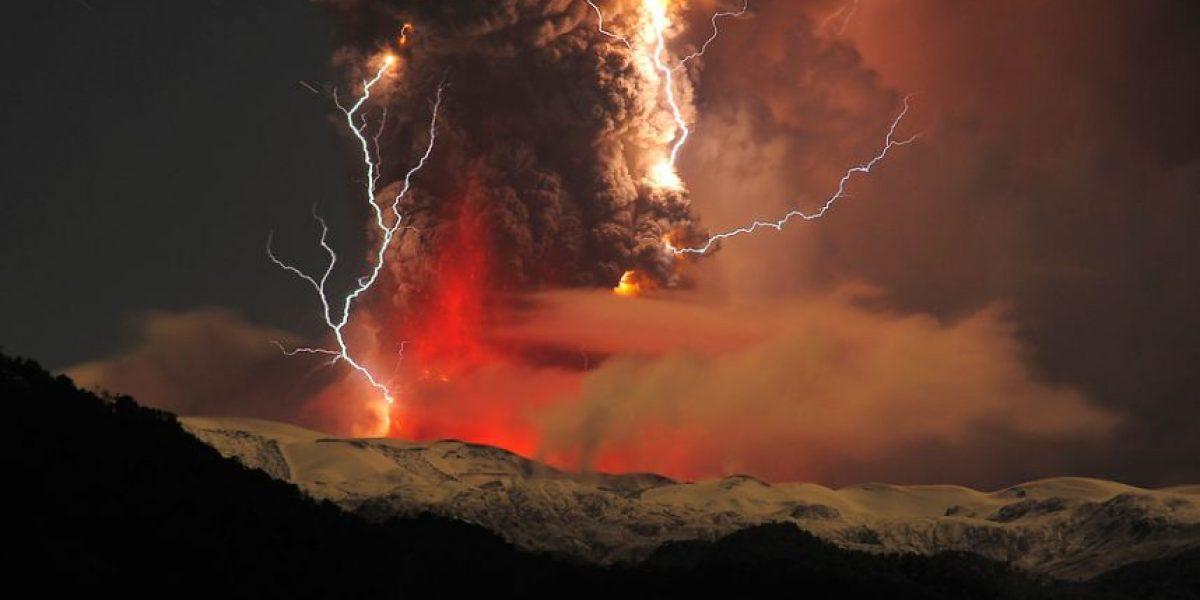 Alerta meteorológica: pronostican tormentas eléctricas entre La Araucanía y Los Lagos