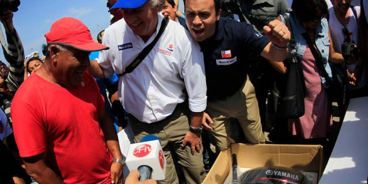 Comienza a llegar la ayuda a zonas afectadas tras el terremoto en el norte del país