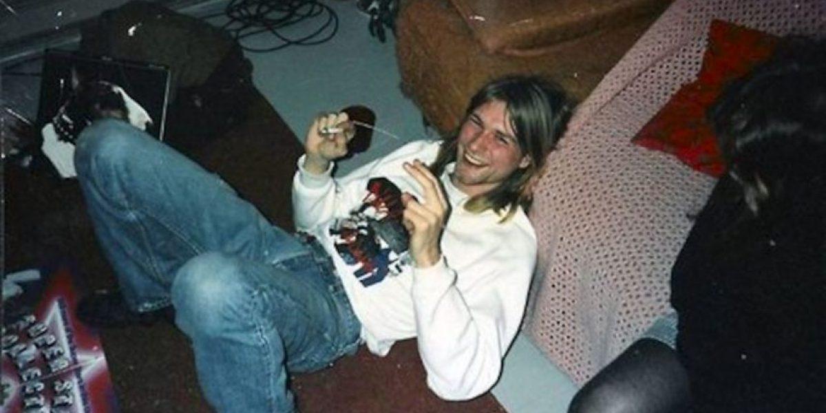 Los secretos detrás de 8 famosas canciones escritas por Kurt Cobain