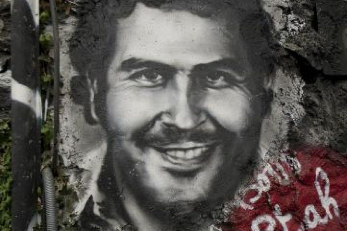 Grafitti encontrado en las calles de Medellín Foto:Wikipedia. Imagen Por:
