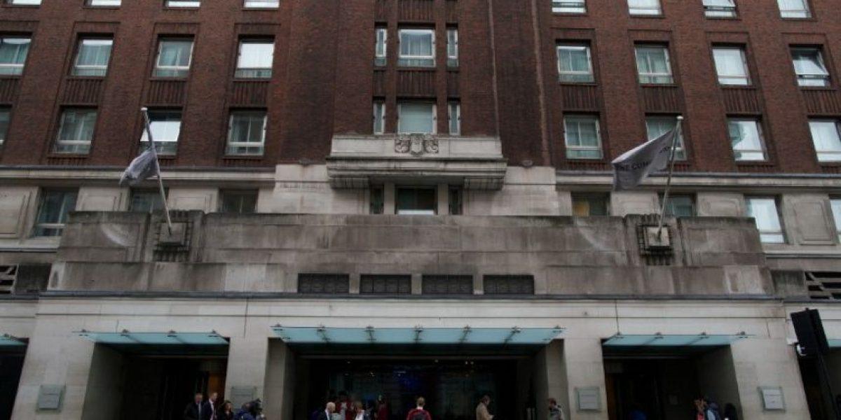 Fotos: Tres mujeres son atacadas a martillazos en un hotel de Londres