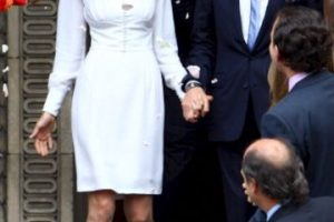 Sir Paul McCartney y Nancy Shevell Foto:Getty. Imagen Por: