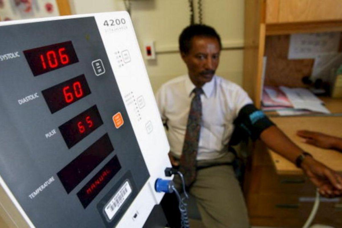 Formas de evitar la hipertensión: una alimentación sana y balanceada Foto:Getty. Imagen Por: