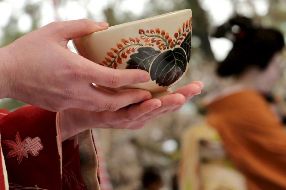El té verde también reduce el enrojecimiento en la piel. Foto:Getty. Imagen Por: