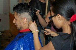 Haircuts by Children surgió desde 2006 y se ha presentado países como Canadá, Australia, Irlanda, Reino Unido, Italia, Los Angeles, Nueva York, Portland, Oregon y Dinamarca. Foto:Facebook. Imagen Por: