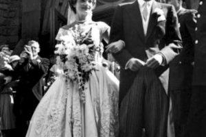 J.F. Kennedy y Jacqueline Foto:Getty. Imagen Por: