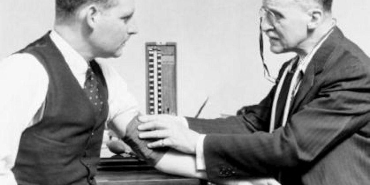Estudio: La presión arterial alta se relaciona con una menor preocupación