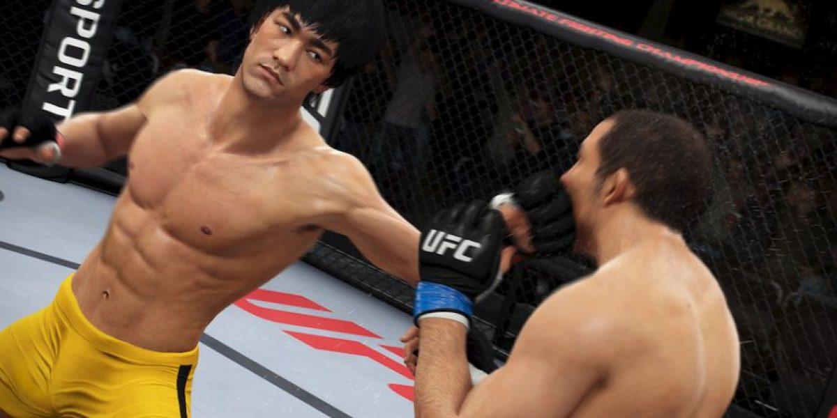 Reviven a Bruce Lee para un videojuego de artes marciales mixtas