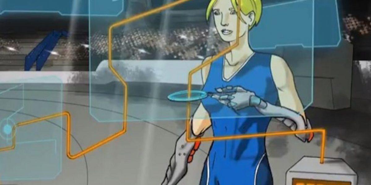 Video: Así serán los primeros Juegos Olímpicos para cíborgs