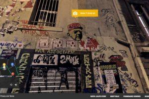 Pueden ver imágenes de pinturas y obras urbanas. Foto:Google. Imagen Por: