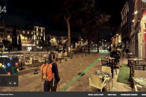 Mientras caminan ven el ambiente francés. Foto:Google. Imagen Por: