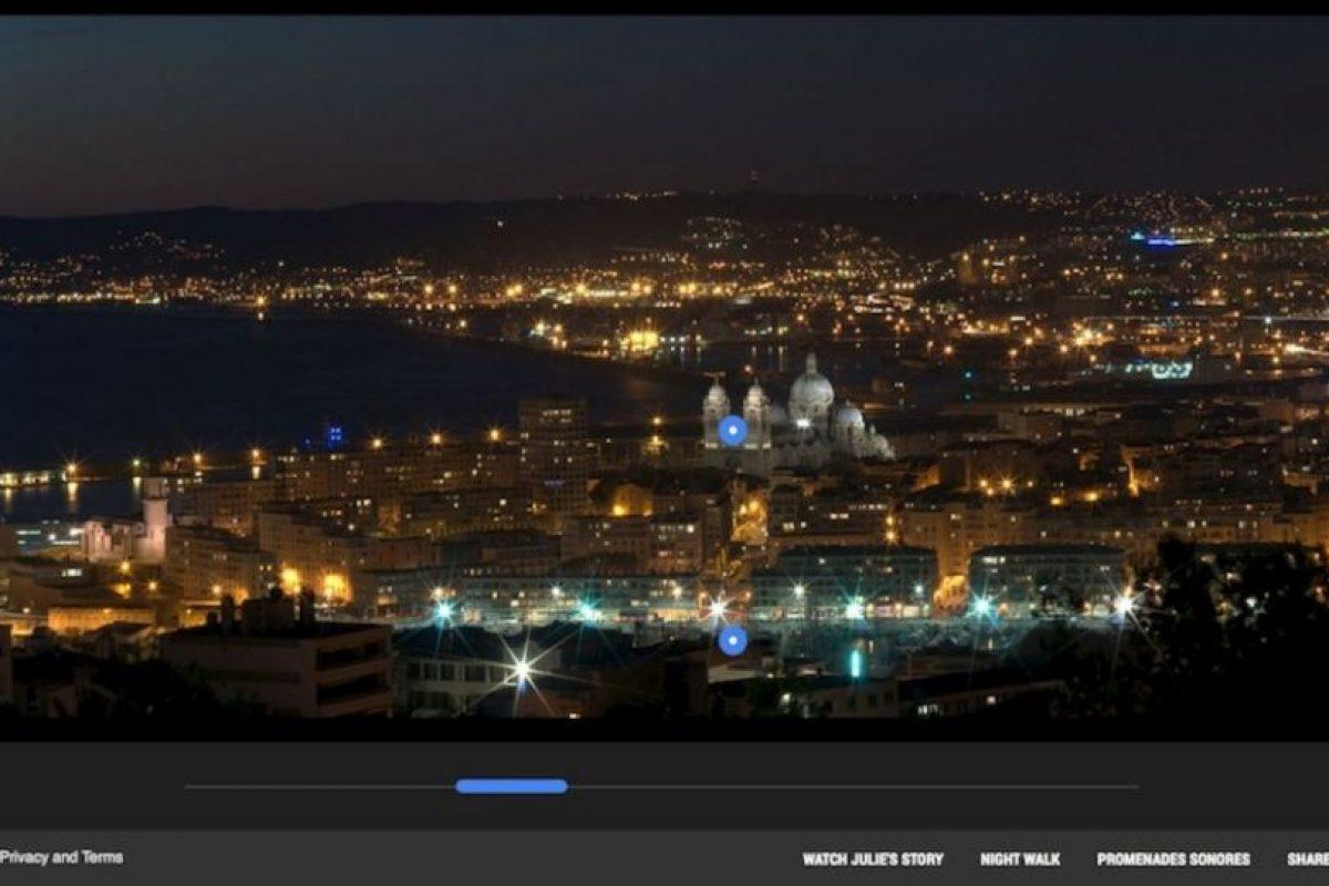 Una vista panorámica de Marsella. Foto:Google. Imagen Por: