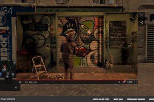 Como si estuvieran en Marsella. Foto:Google. Imagen Por: