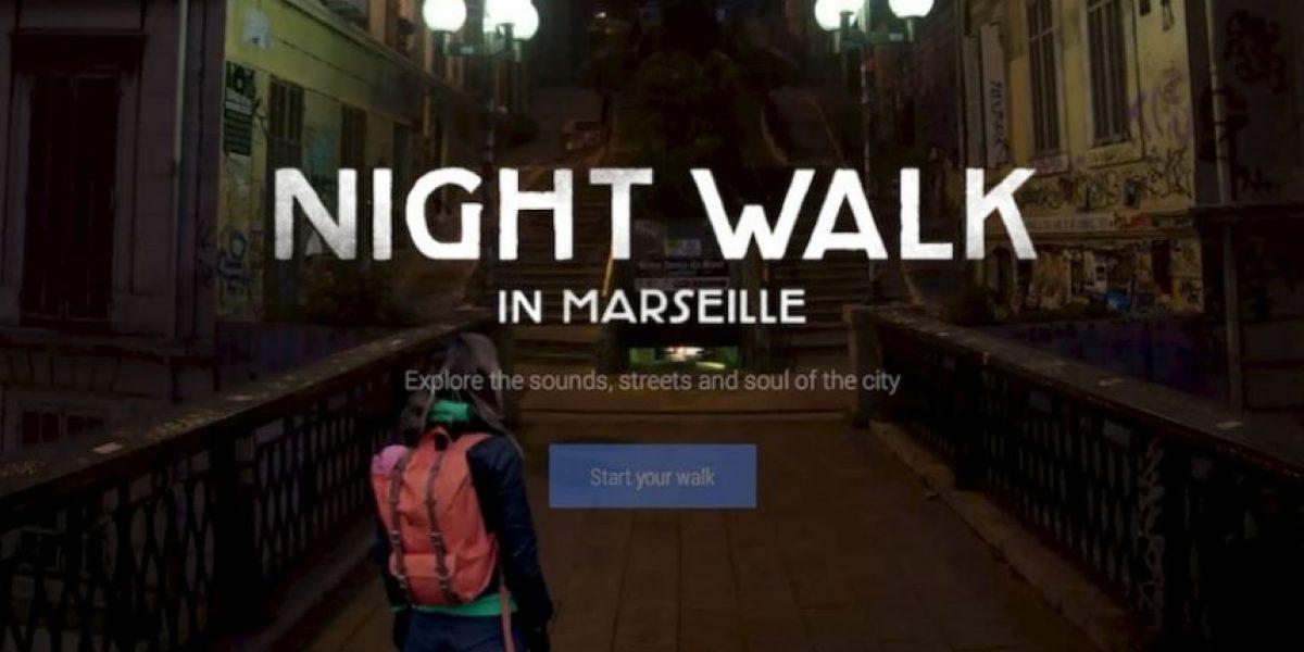 Night Walk: Google inaugura su nueva herramienta para conocer ciudades