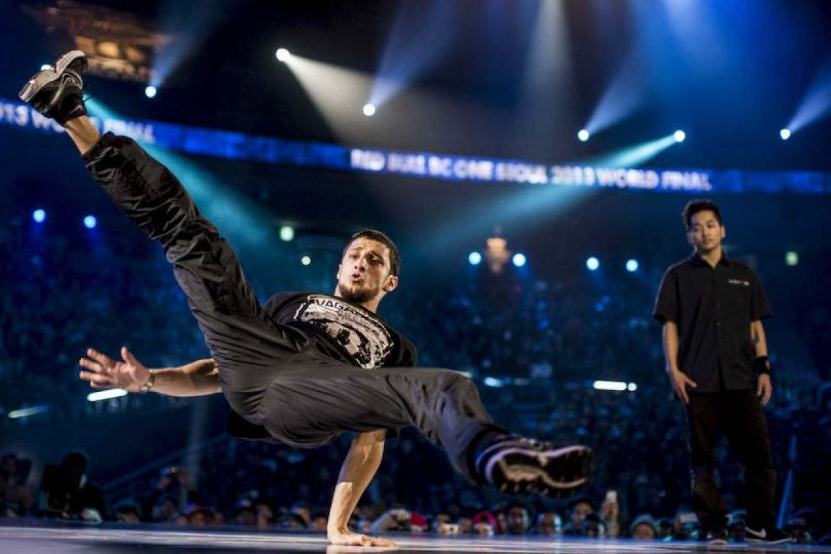 Concurso internacional de break dance patrocinado por Red Bull Foto: Getty Images. Imagen Por: