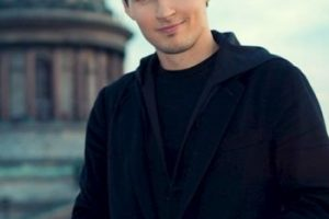 Pavel Durov Foto:VK. Imagen Por: