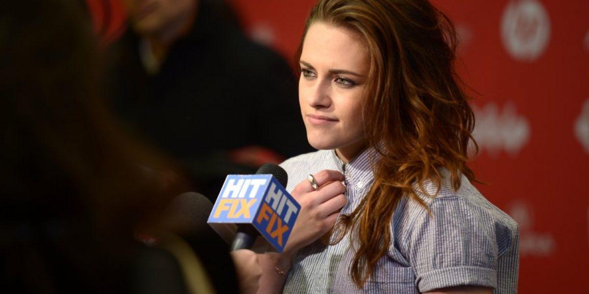 Kristen Stewart sorprende con extremo cambio de look