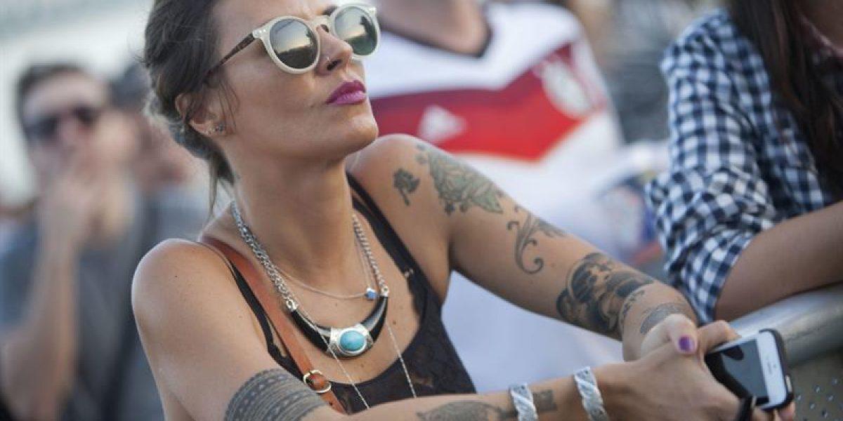 Revisa las mejores imágenes de Lollapalooza Brasil