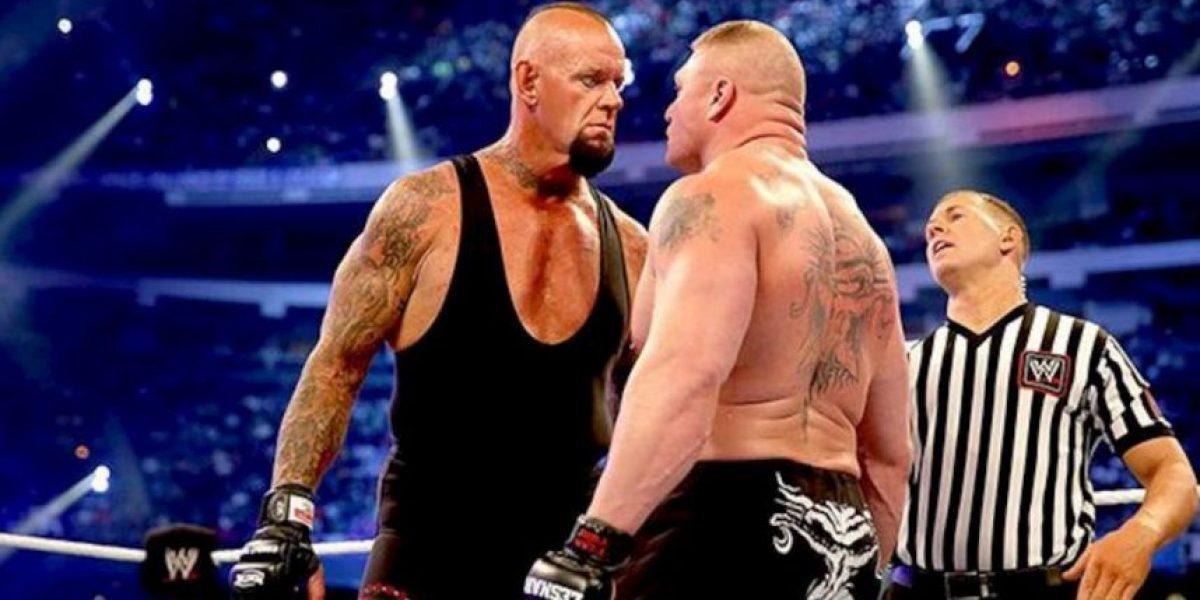 Brock Lesnar: la Bestia que terminó con la racha de Undertaker