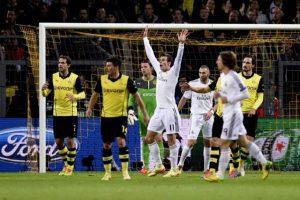 Al final ganó el Real Madrid. Foto:AFP. Imagen Por: