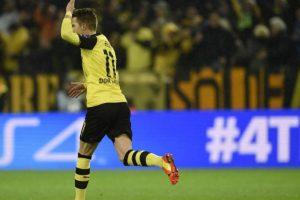 Reus celebrando una de sus anotaciones. Foto:AFP. Imagen Por: