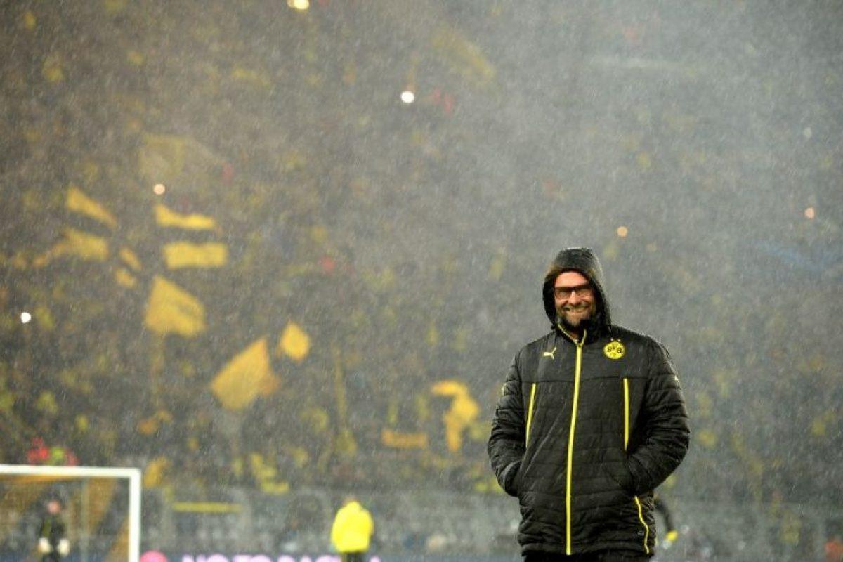 La afición alemana nunca dejó de alentar a su equipo. Foto:AFP. Imagen Por: