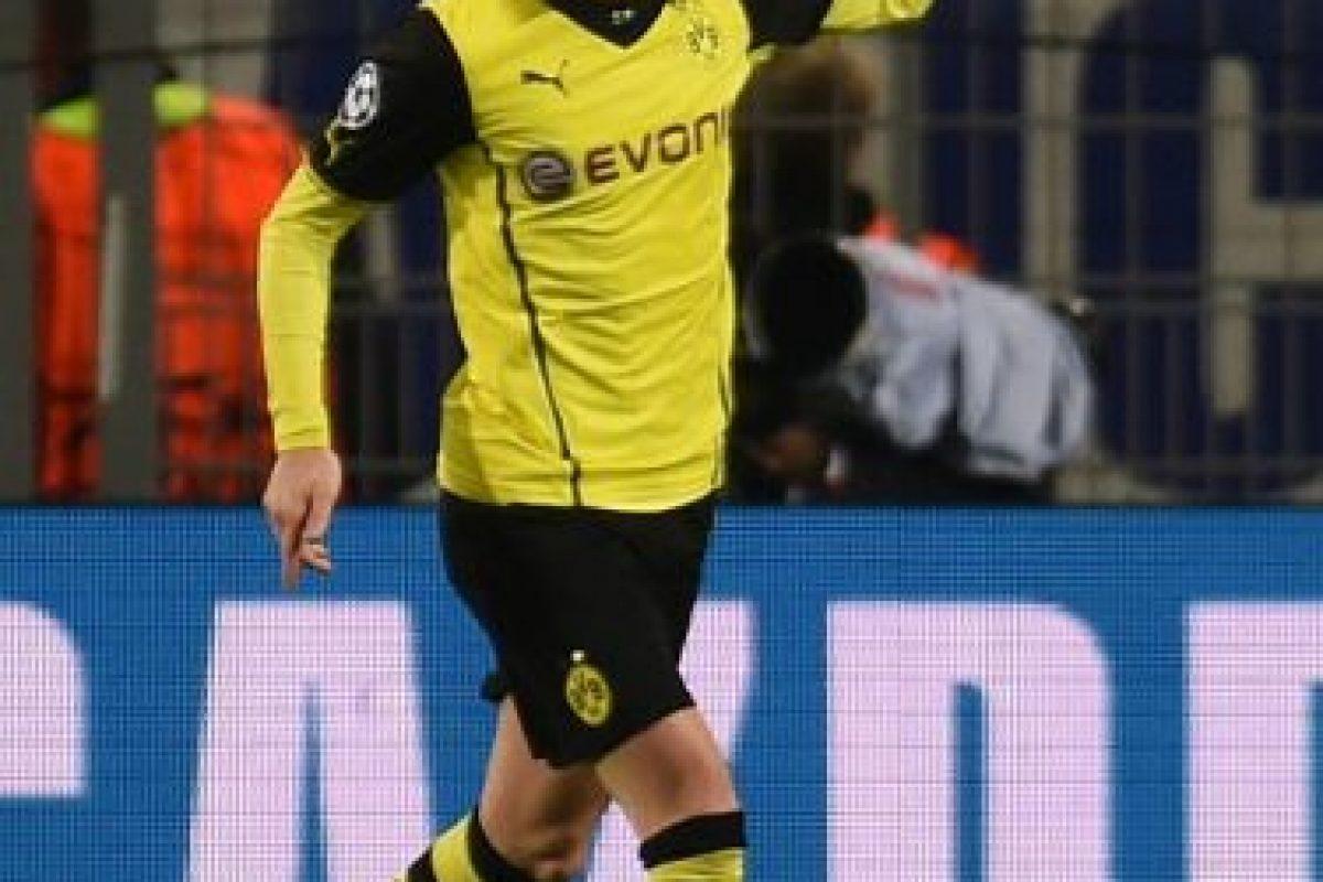 Borussia Dortmund perdió 2-3 en el global. Foto:AFP. Imagen Por: