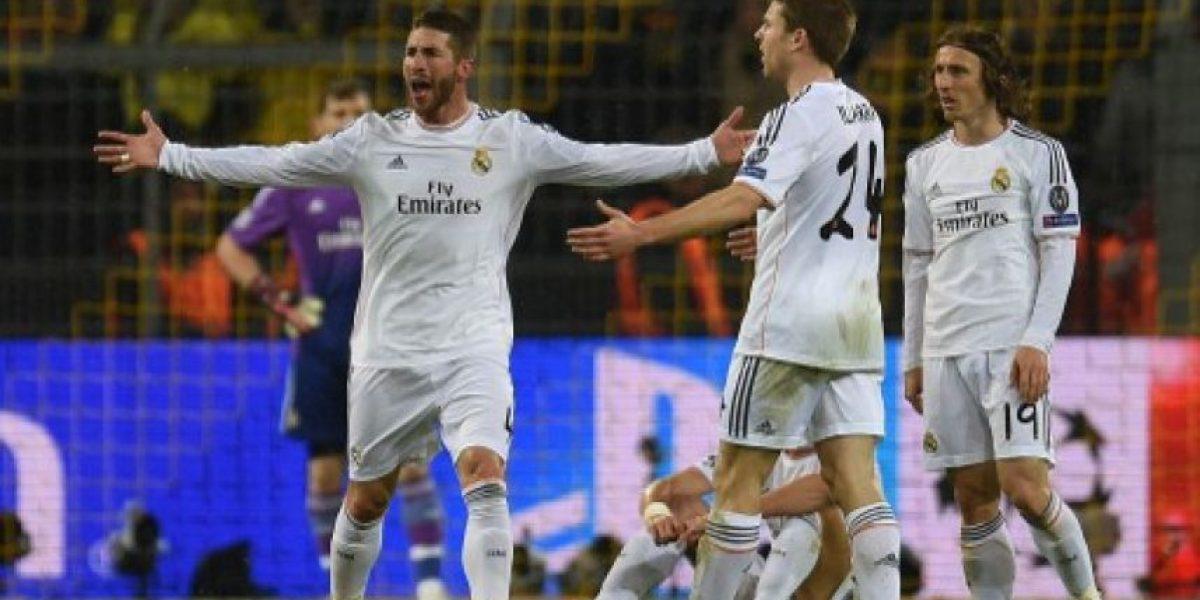Fotos: Así fue la sufrida clasificación del Real Madrid a semis de la UCL