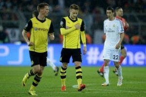 Reus anotó los dos goles alemanes. Foto:AFP. Imagen Por: