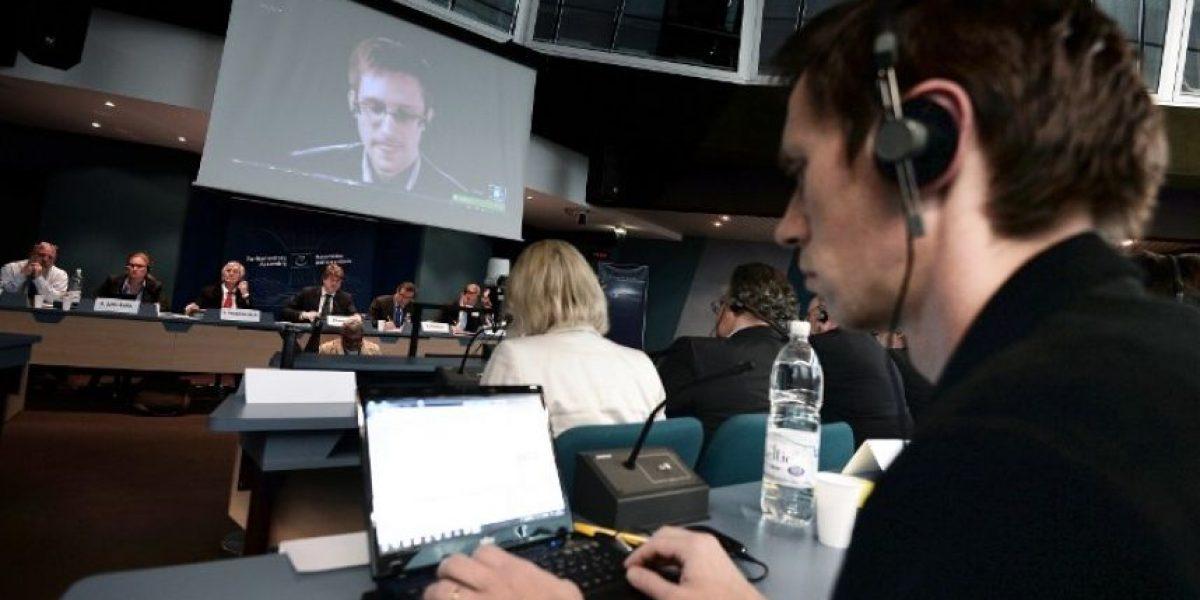 EU también espía a Amnistía Internacional y a HRW: Snowden