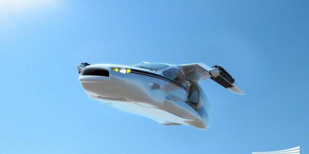 ¿Qué tan cerca está de la realidad el auto volador?