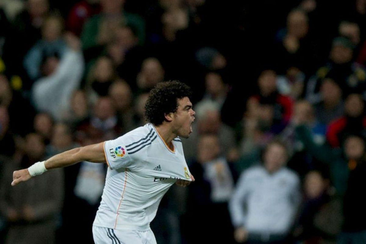 Pepe Foto:Getty Images. Imagen Por: