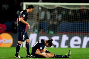 No podrán contar con Zlatan Ibrahimovic Foto:Getty Images. Imagen Por: