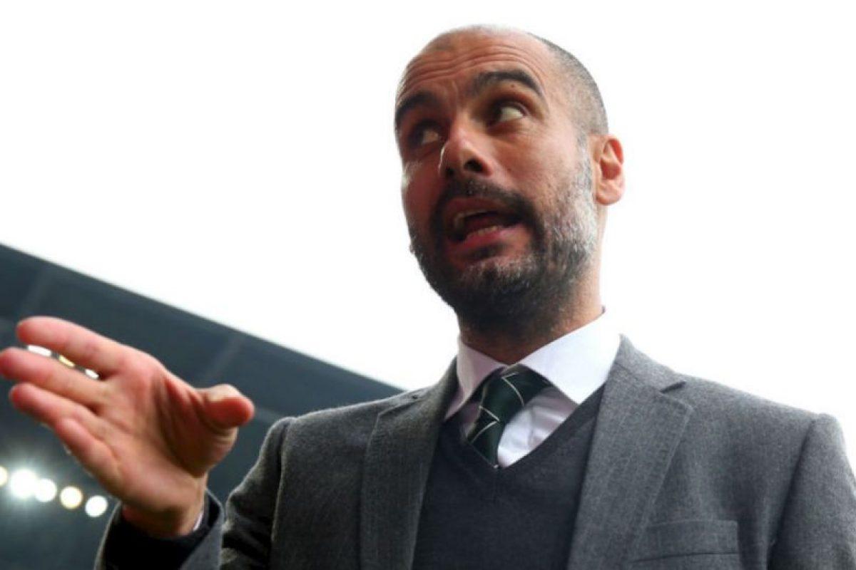 Josep Guardiola Foto:Getty Images. Imagen Por: