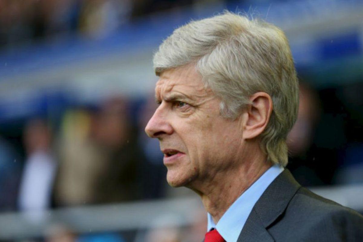 Arsene Wenger Foto:Getty Images. Imagen Por: