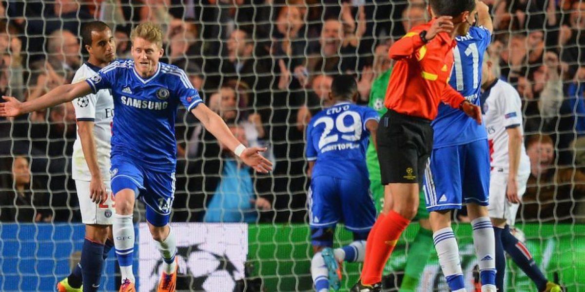 Fotos: Las mejores imágenes de la clasificación del Chelsea en la UCL
