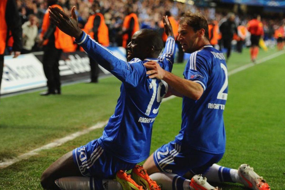 Ba anotó dos goles. Foto:getty images. Imagen Por: