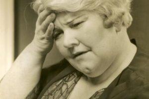 En general el dolor de la migraña es más grave que un dolor común de cabeza Foto:Getty. Imagen Por: