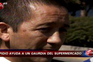 Foto:Captura de pantalla Chilevisión. Imagen Por: