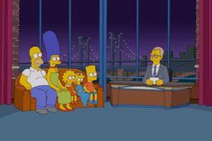 """""""Los Simpsons"""" con Dave. Foto:Fox. Imagen Por:"""