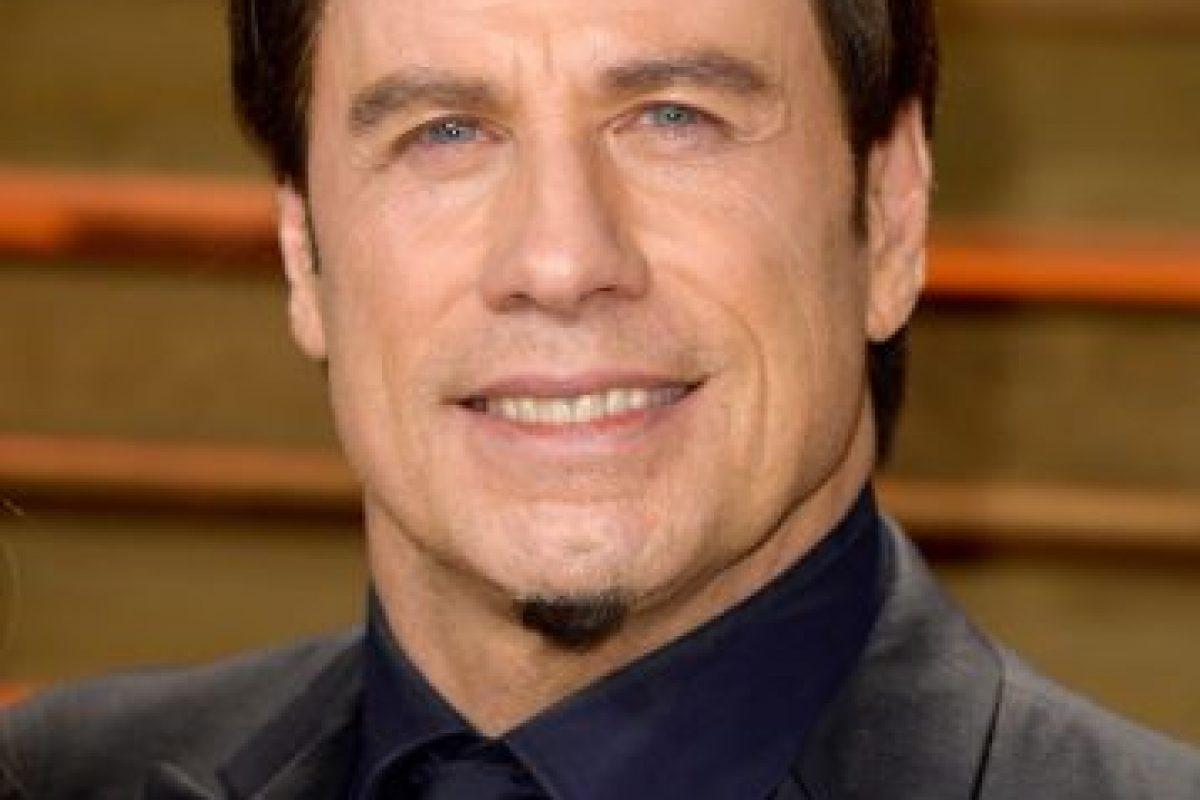 John Travolta Foto:Getty. Imagen Por: