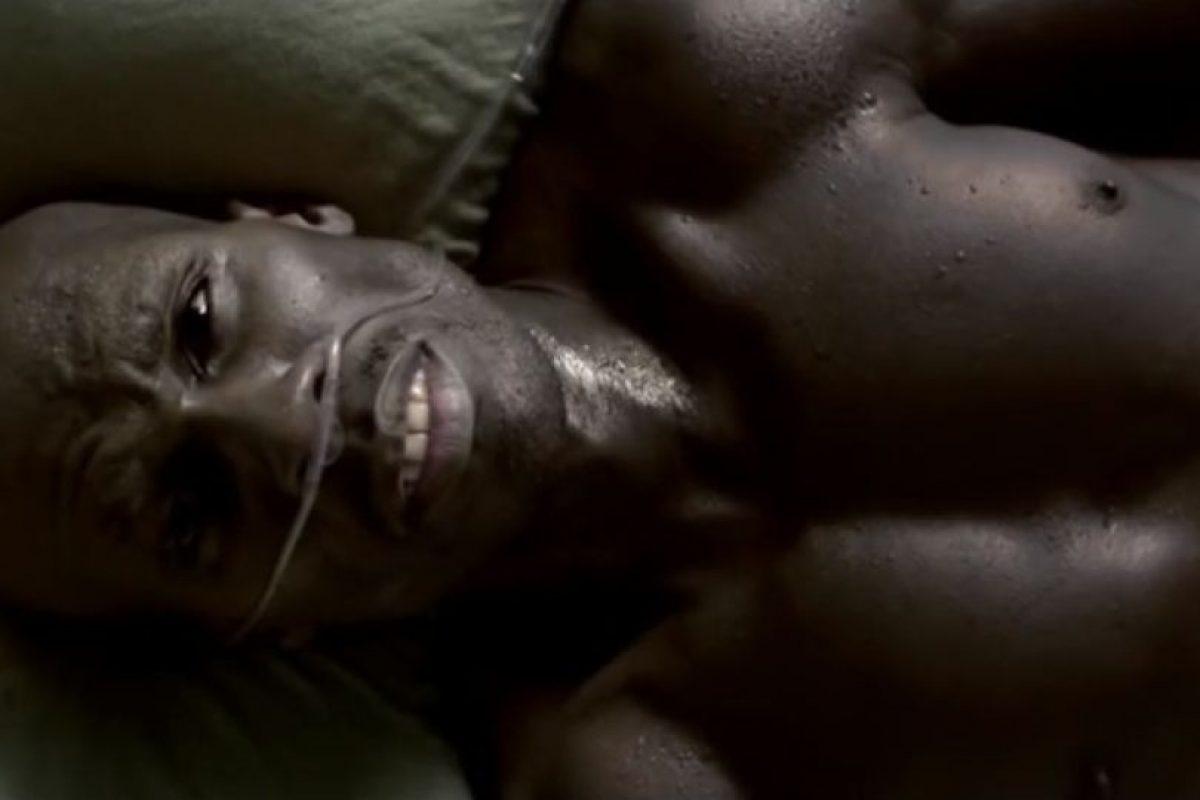 50 Cent Foto:Captura de pantalla / Youtube / Eagle Australia / Things Fall Apart. Imagen Por: