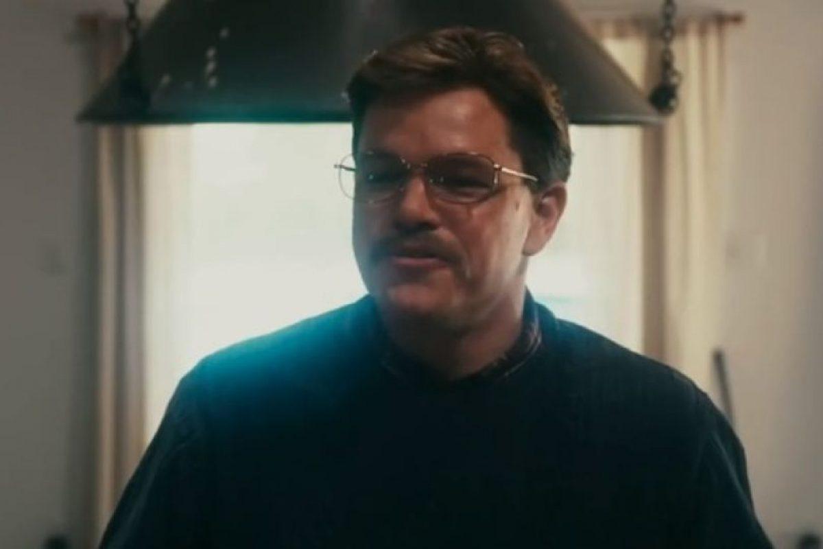 Matt Damon Foto:Captura de pantalla / Youtube / Trailer Flicks / The Informant. Imagen Por:
