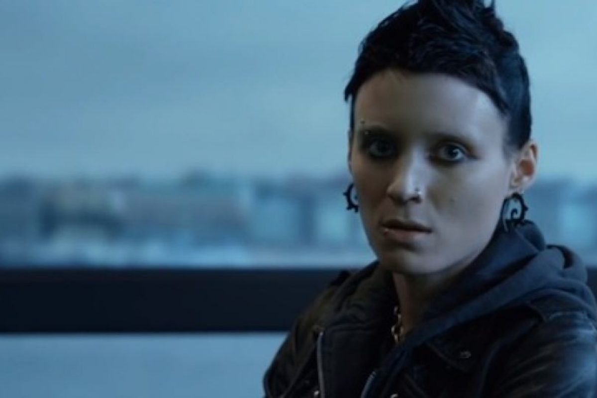 Rooney Mara Foto: Captura de pantalla / Youtube / Clevver Movies / Girl with the Dragon Tattoo. Imagen Por: