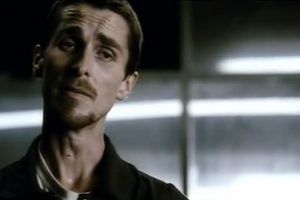 Christian Bale Foto: Captura de pantalla / Youtube / Forever Cinematic Trailers / The Machinist. Imagen Por:
