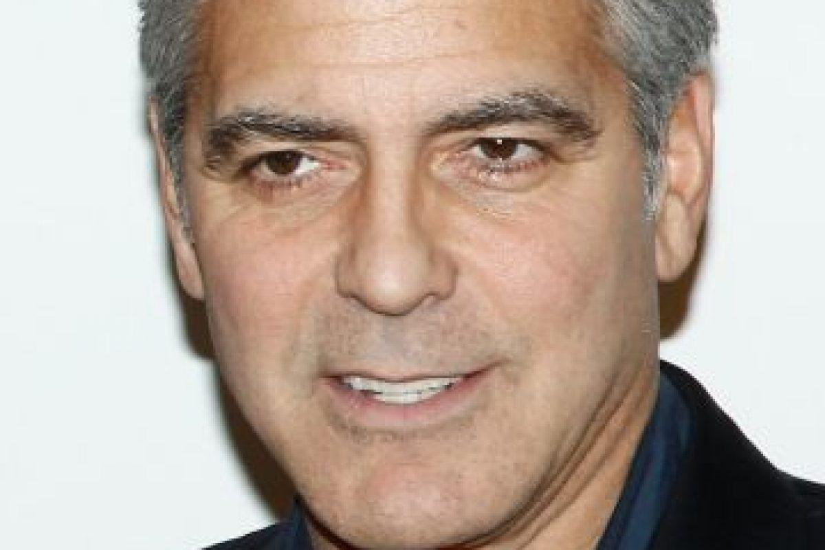 George Clooney Foto:Getty. Imagen Por: